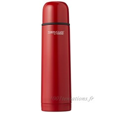 Thermos 181733 Everyday Bouteille Isotherme en Acier Inoxydable 0.5 L Rouge Brillant - B0031U1DMA