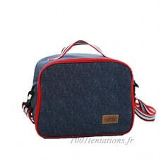 Sac à Lunch  Morwind Lunch Bag Isotherme Homme Petit Sac Isotherme Panier Fourre Tout Sac Isotherme Femme Lunch Box Isotherme Adulte (A) - B077X8PYLM